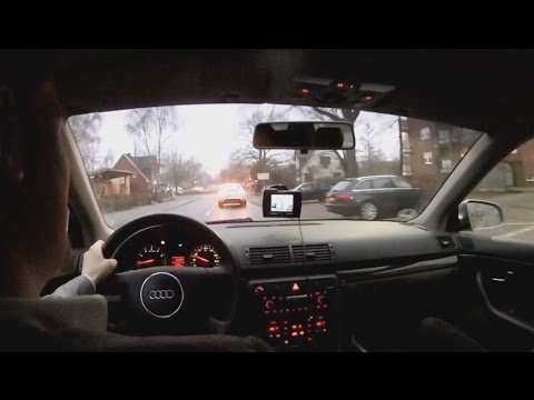 Audi A4 B6 8E2 131 PS 2.0 Liter - GoPro Hero 2 - REVIEW