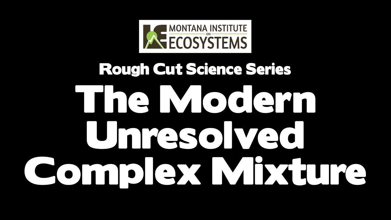 Download The Modern Unresolved Complex Mixture