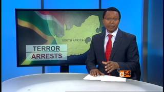 Terrorist Plotters Arrested in South Africa