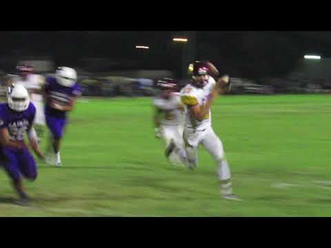 St. Anthony High School Football beats Long Beach Wilson