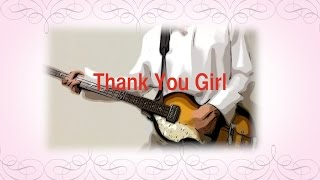 THE BEATLES : Thank You Girl - instrumental cover