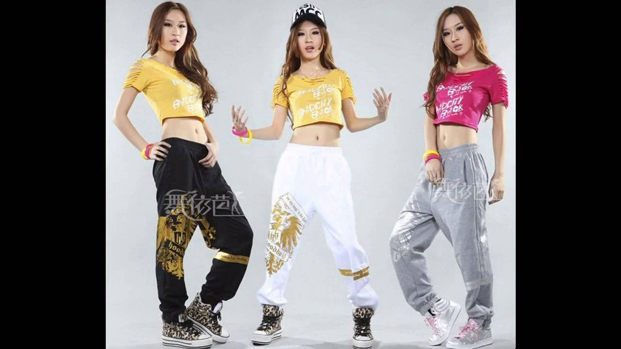 d7ba9f45340b4 Outfits para bailar hip hop para mujer - YouTube