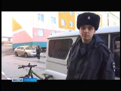 За десять дней в Анадыре украли три велосипеда