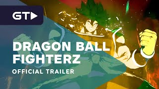 Dragon Ball FighterZ - Official Broly [DBS] Character Trailer
