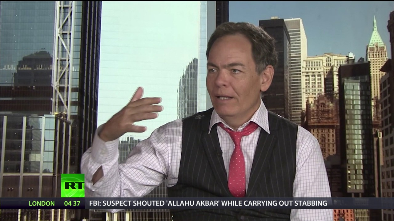 Keiser Report: 'Initial Coin Offerings' (E1087)