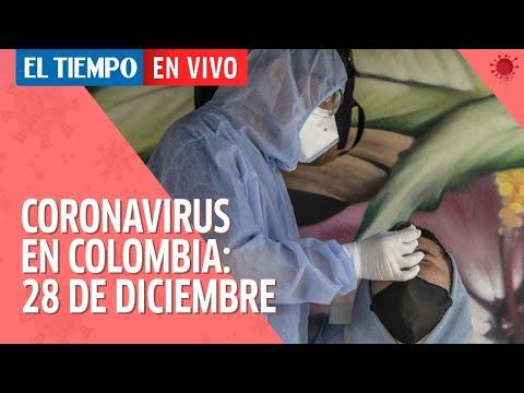 Coronavirus en Colombia: 9.310 nuevos contagios y 203 fallecimientos