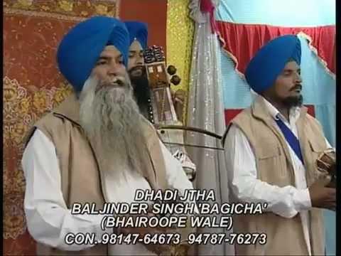 dhadi Baljinder Bagicha PAGG NALL SIKH SARDAR LAGGDA  - YouTube.FLV