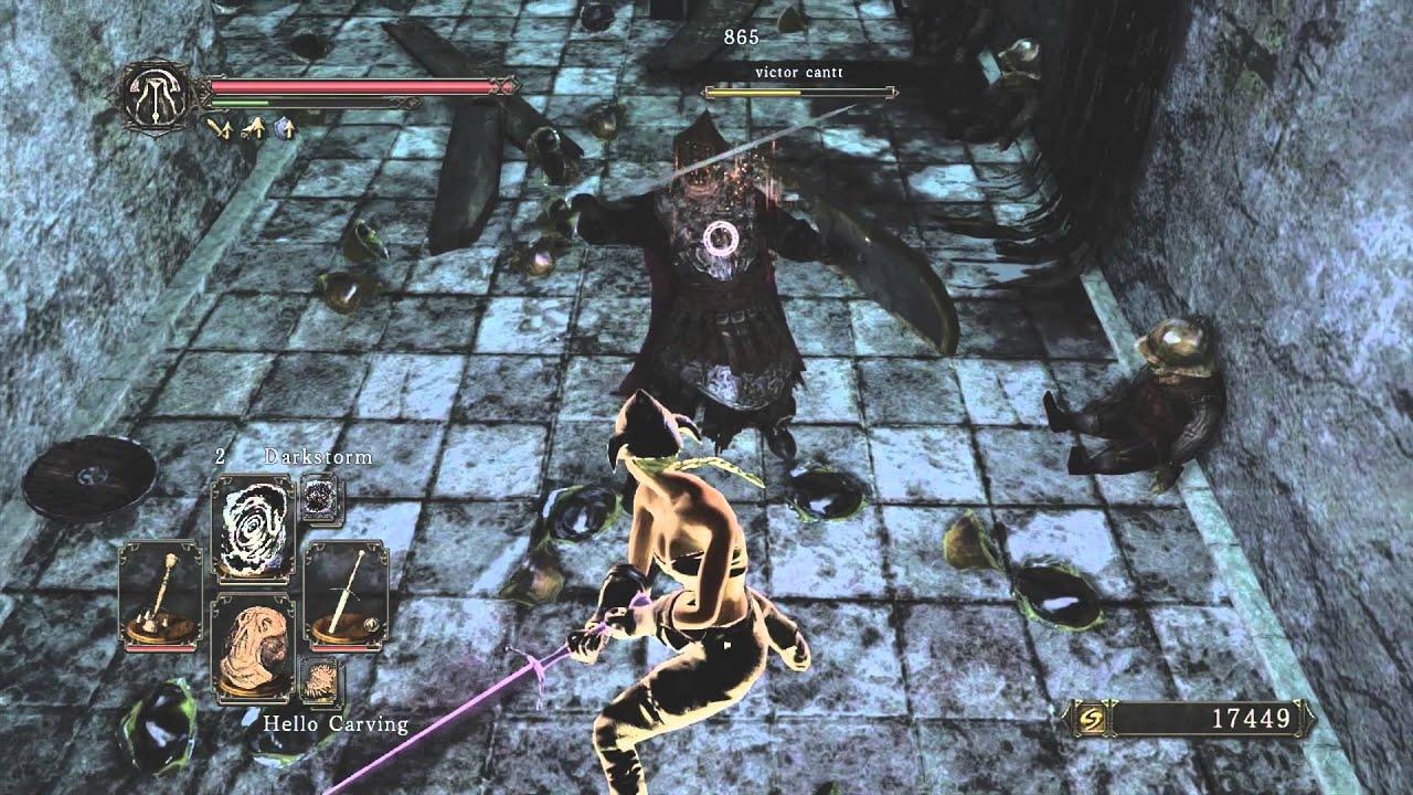 Dark Souls  Int Build