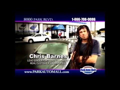 Chris Barnes is a Cars Salesman