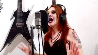 I am the fire - Halestorm cover - Lilian Oliveira