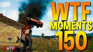 PUBG WTF Funny Moments Highlights Ep 150 (playerunknown's battlegrounds Plays)
