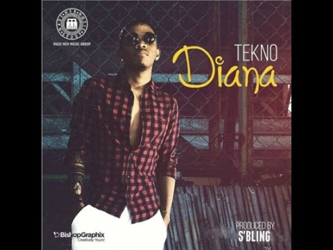 Tekno - Diana (Official Instrumental Remake) | Prod. by S'Bling