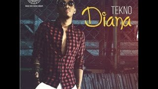Tekno - Diana (Official Instrumental Remake) | Prod. by S