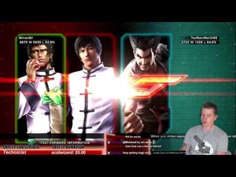 TTT2 Ranked - Solo Hei - Kazuya & Devil Jin