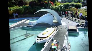 видео Парк Мини-Европа в Брюсселе: путешествие в страну лилипутов