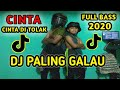 Dj Paling Galau  Dj Cinta Di Tolak Tik Tok Remix Original Full Bass  Mp3 - Mp4 Download