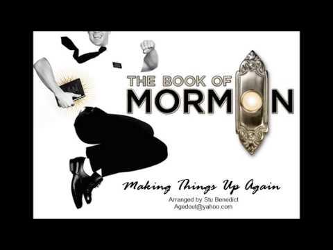 Book of Mormon - Making Things up Again Karaoke