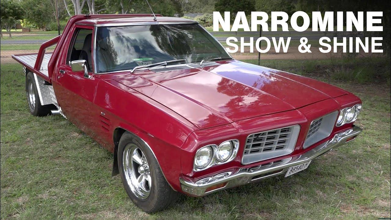Narromine Car Club Charity Show & Shine: Classic Restos - Series 47