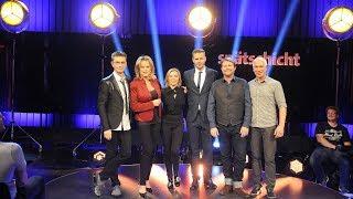 Spätschicht vom 10.11.2017 mit Richling, Fitz, Solga, Frowin & Mittermeier
