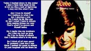 Lobo - Am I True To Myself (+ lyrics 1974)