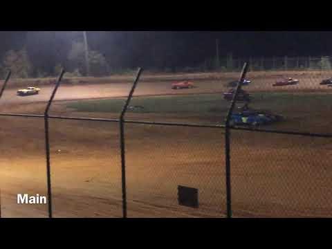 10/12/19 Pure Stock Harris Speedway