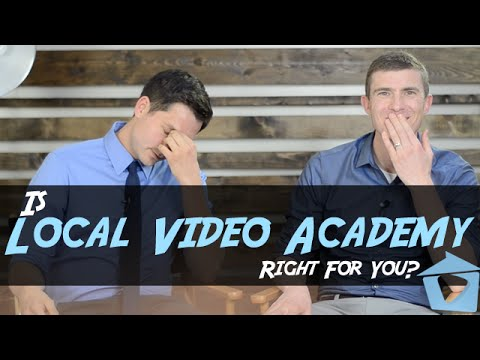 Is Local Video Academy Right For Me? (And Local Video Marketing Q&A)