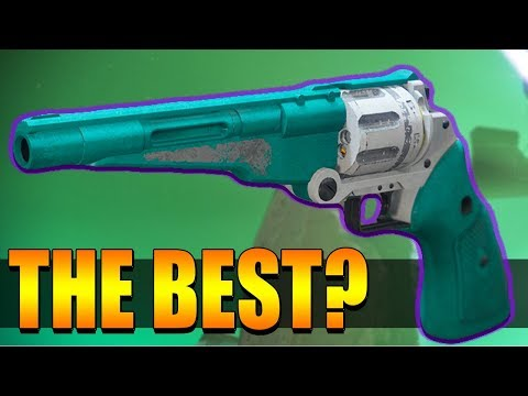 This IS The Best Hand Cannon IN Destiny 2!?!   The Old Fashioned