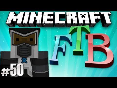 Minecraft Feed The Beast #50 - Modular Powersuits!