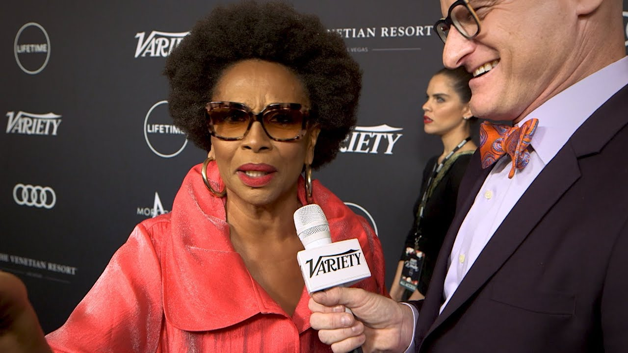 Jenifer Lewis says