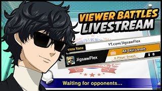 "[🔴LIVE] ""COMPETITIVE VIEWER BATTLES!"" - Smash Ultimate (ID: 00M2V PW: 1427)"