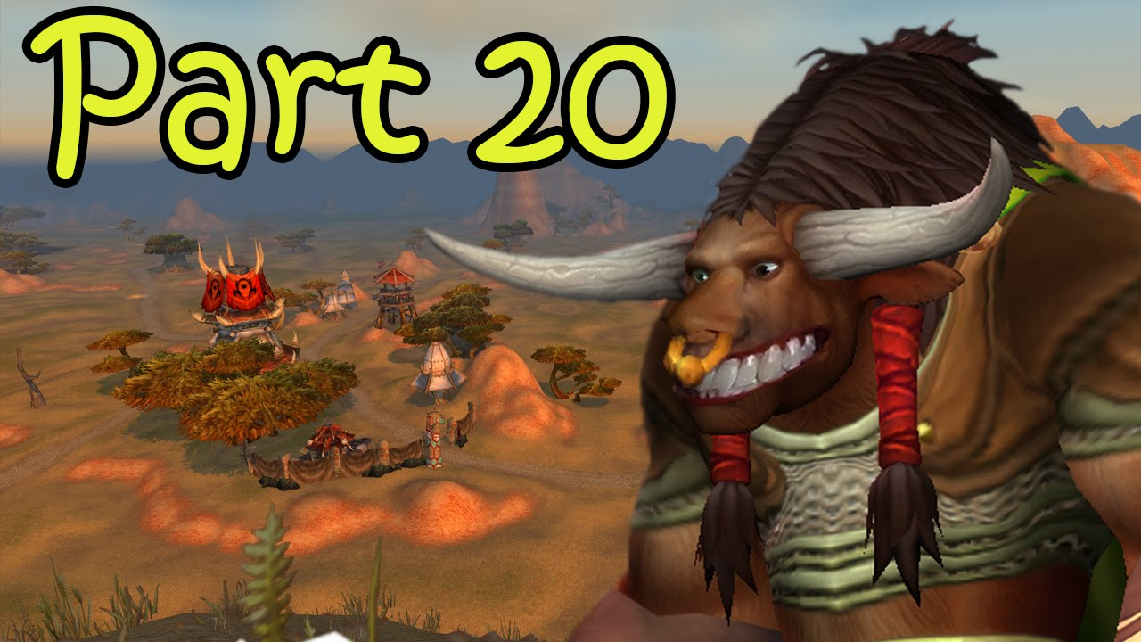 Echeyakee The White Lion Let S Play Wow Northern Barrens Part 20 Youtube
