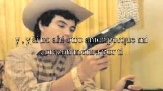 Chalino Sanchez - Alma Enamorada ( letra)