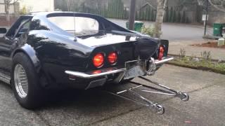 69 Corvette Stingray 572 sound