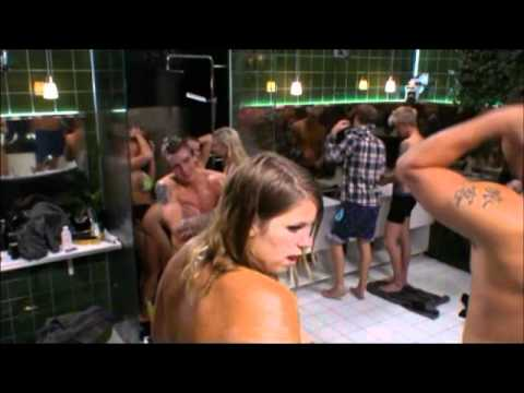 Big Brother Australia Shower