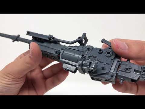 G Modeling Support Goods Vi Weapon Unit 15 Selector Rifle NON S S Kotobukiya M