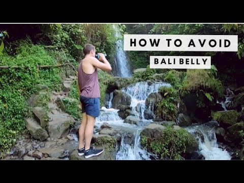 How to Avoid Bali Belly | OUR BEST TRAVEL TIPS