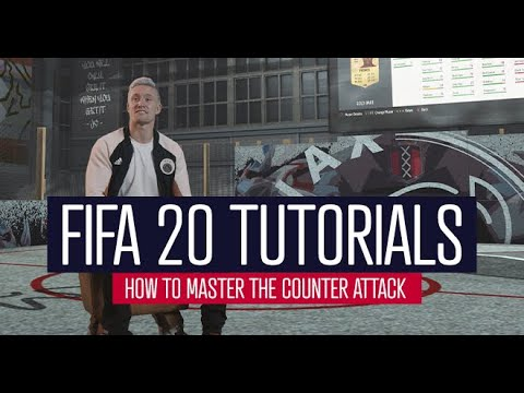 FIFA20 Tutorials | How to master the counter attack