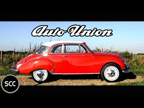 AUTO UNION DKW 1000 1958 | Two stroke | 2 stroke engine sound | SCC TV