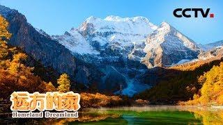 《远方的家》 20190830 稻城亚丁国家级自然保护区 雪峰环绕的自然之境| CCTV中文国际