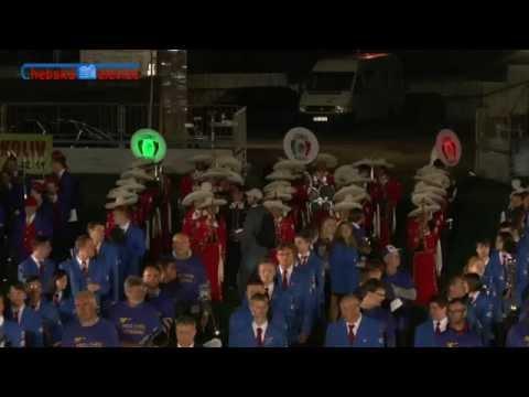 Archiv z Chebu: 2014- FIJO 14 - Music Show na stadionu Lokomotiva (Chebská televize)