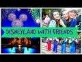 Nina cries at Disneyland! --vlog (Nina and Randa)
