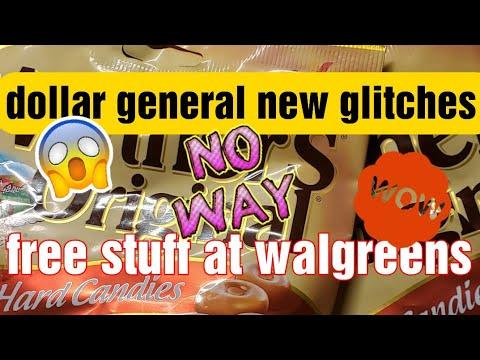 New Glitch At Dollar General And Free Stuff At Walgreens