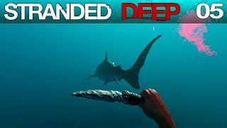 🌴 Stranded Deep #05 | Wracktauchen Mit dem Tigerhai | Gameplay German Deutsch thumbnail
