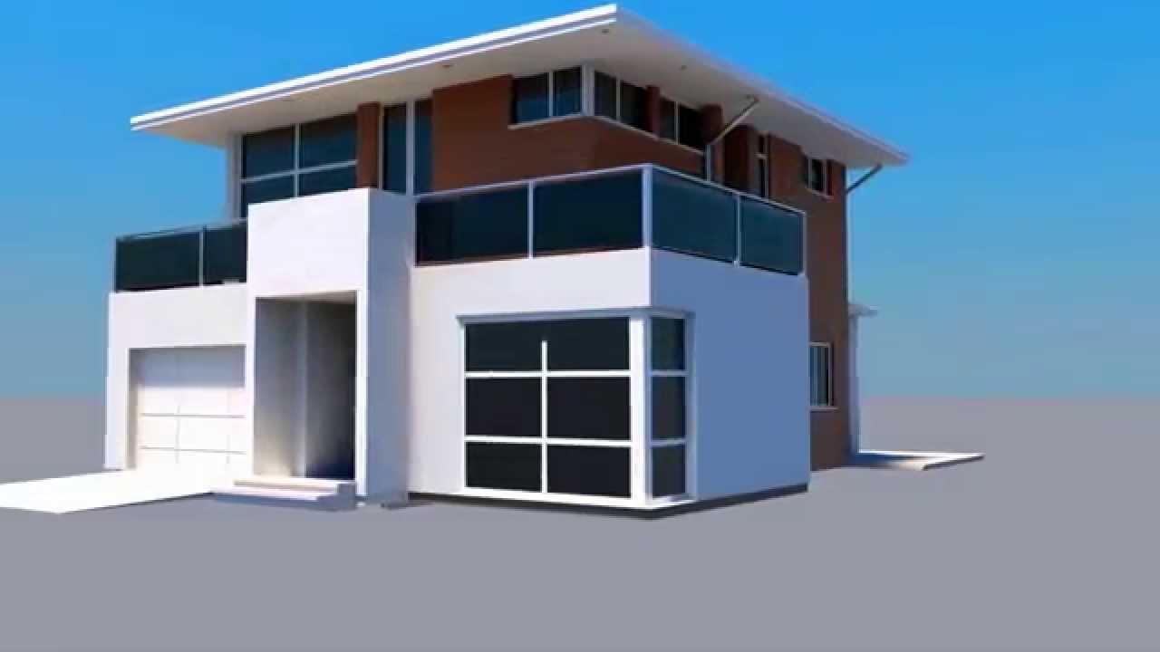 Modeling house in maya