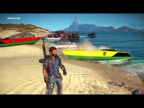 Just Cause 3 bermuda triangle