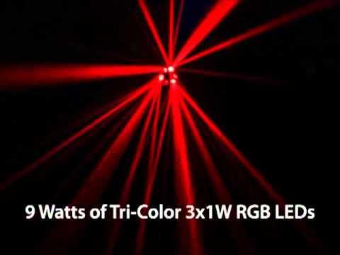 6 Eyed Led Lighting Effect
