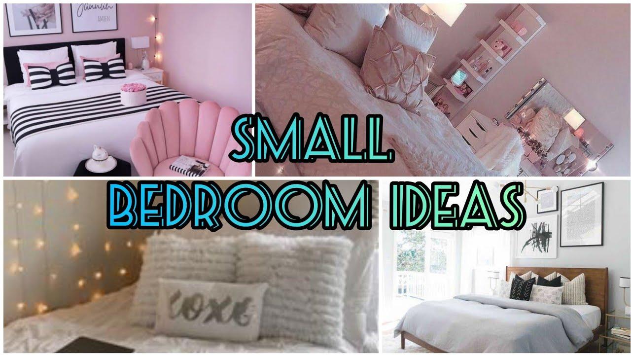 Small Bedroom Ideas Modern Small Bedroom Ideas Youtube