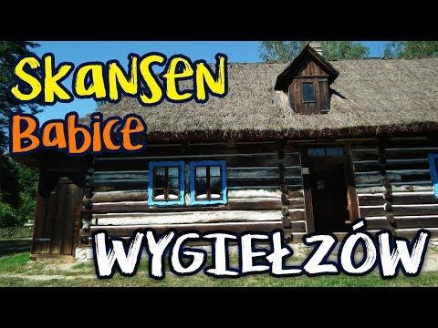 Nadwiślański Park Etnograficzny (skansen) - Wygiełzów, Babice