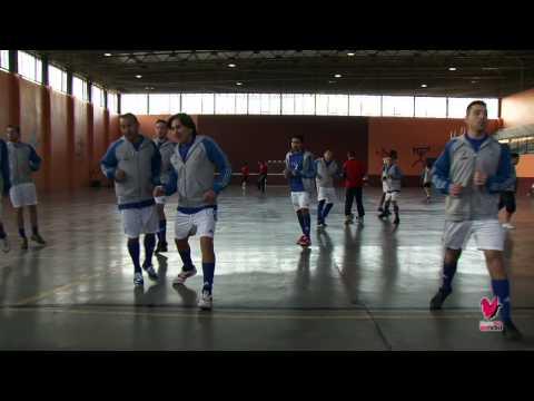 Proyecto Mucho mas que Fútbol, visita de Peter Luc...