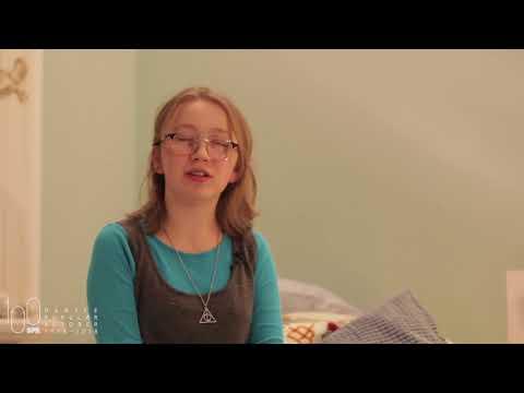 Emma Pi og 'To lys på et bord'